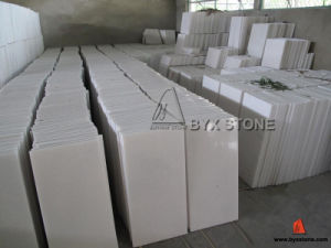 Chinese White Marble Polished Tiles for Wall and Floor pictures & photos