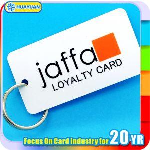Custom Logo Business Loyalty PVC Key Tag name tag pictures & photos