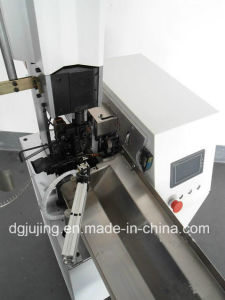 One-End Wire Crimping Terminal Machine pictures & photos