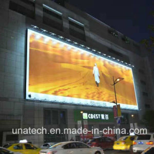 Outdoor Ad/Ads/Advertising Media Billboard Energy Saving LED Floodlight pictures & photos