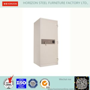 Steel Safe with Fileproof and 2 Retractable Doors Filing Cabinet pictures & photos