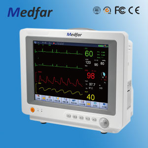 Medfar Mf-Xc50 Multi-Parameter Patient Monitor with CE pictures & photos