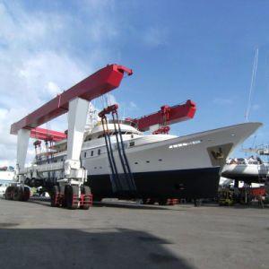 Marine Yard Boat Handling Gantry Crane pictures & photos