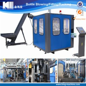 Automatic Pet Bottle Blowing Machine with CE Certificate pictures & photos