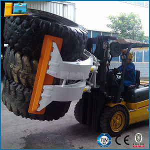 High Safety Tire Tyre Clamp for Forklift Attachments