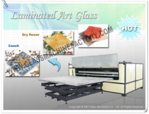 EVA Glass Laminated Machine Skl-3217 pictures & photos