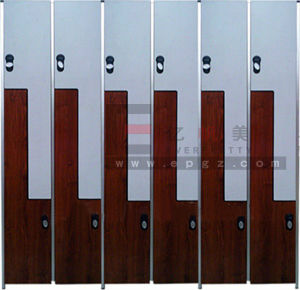Hot Sale Gym Water Proof Compact Board Locker pictures & photos