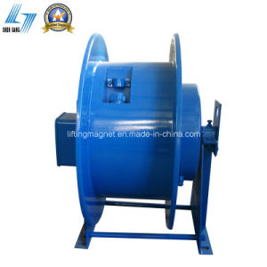 Spring Type Cable Reel for Coiling Cable on Crane pictures & photos