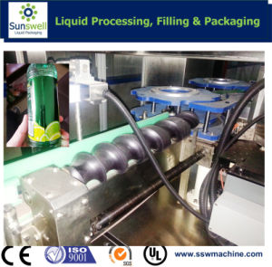OPP Label Machine for Bottles pictures & photos