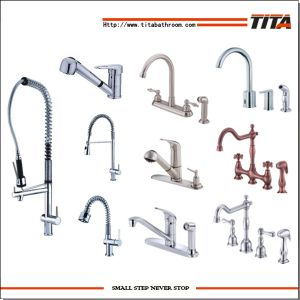 2014 Classical Design Brass Material Kitchen Faucet Nh5208h pictures & photos