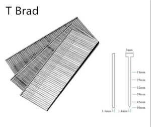 16ga Industrial Wire Staple Brad Nails for Decking Applies pictures & photos