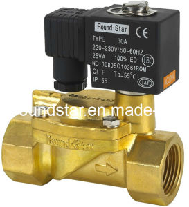 DFD Series Air Water Solenoid Valve pictures & photos