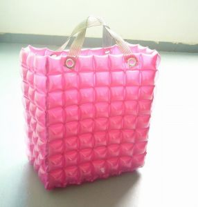 Pink Fashion Inflatable PVC Bag pictures & photos