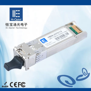 BIDI SFP+ Optical Transceiver Bi-Di 10G Optical Module China Manufacturer pictures & photos