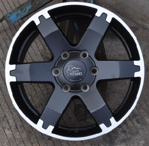 18 Inch High Quality Replica Alloy Wheels 6 Hole pictures & photos