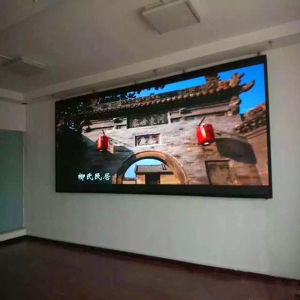 HD Indoor Full Color P3 LED Screen for Video Display pictures & photos