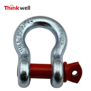 Drop Forged Screw Pin Anchor Bow G209 Shackle pictures & photos