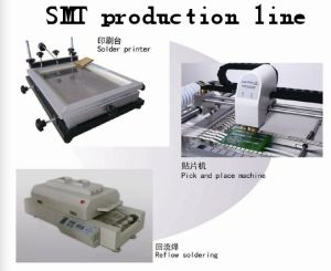 Electronics Industry SMT Production Line Pick and Place pictures & photos