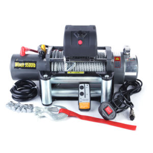 9500lb Electric Winch pictures & photos