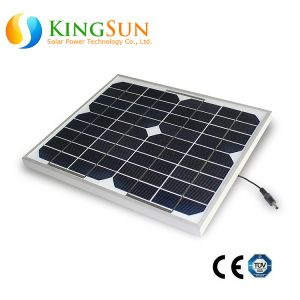 10W Small Size Mono-Crystalline Solar Panel/Mono Solar Panel/Solar Module pictures & photos