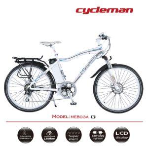 Hydraulic Tube Gentleman Electric Bicycle