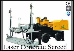 Super Good Imported Main Parts Confirguation Laser Concrete Screed Gyl-31 pictures & photos