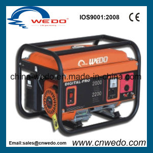 Wd3200 4-Stroke Portable Gasoline Generator pictures & photos