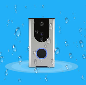 High Quality Smart Doorbell Camera WiFi Wireless Wireless Doorbell pictures & photos