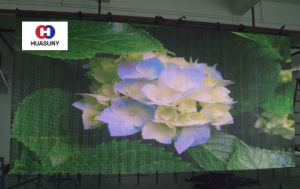 Foldable Flex LED Curtain Display for DJ and Advertisement pictures & photos
