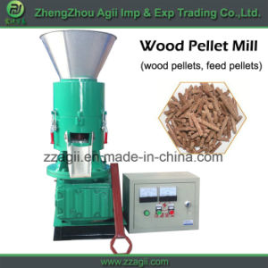Wood Sawdust Pellet Machine Biomass Pellet Production Line Wood Pellet Mill pictures & photos