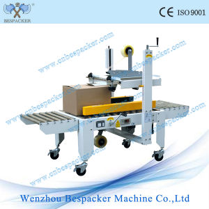 Semi-Auto Carton Sealing Machine (left-right) pictures & photos