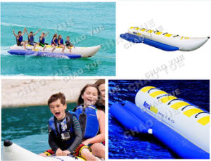 Hot Banana Inflatable Boat for Amusement Park (CYBT-1408) pictures & photos