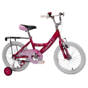 White Air Tyre Girl Style Kid Bicycle pictures & photos