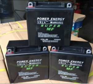 Cp9l-Bs Sealed Lead Acid Motorcycle Battery Maintenance Free pictures & photos