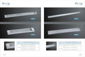 36W 18W Fluorescent Lamp Fixture pictures & photos
