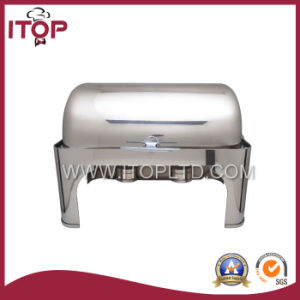 with Top Lid Chafing Dish pictures & photos