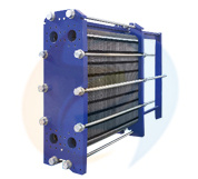 Plate Heat Exchanger for Cooling Water to Water