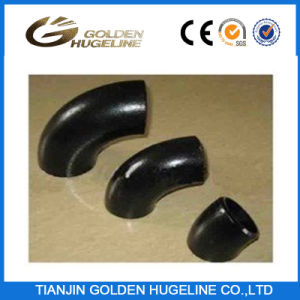 High Quality Asme B16.9 Carbon Steel Fitting Elbow pictures & photos