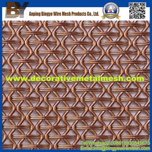 Decorative Wire Mesh for Fill Panels pictures & photos