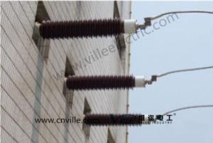 72.5kv ~252kv Oip Condenser Wall Bushing pictures & photos