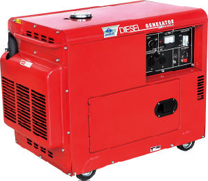 5kw Super Silent Diesel Generator with CE pictures & photos