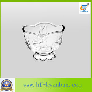 High Quality Glass Bowl Ice Cream Bowl Salad Bowl Kb-Hn0207 pictures & photos