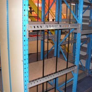 Medium Duty Storage Warehouse Shelving Rack Industry Metal Shelving pictures & photos
