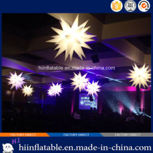 2015 Hot Selling LED Lighting Event, Party Ceiling Decoration Inflatable Star 023 pictures & photos