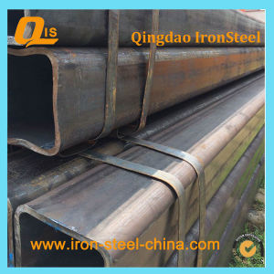 High Quality Seamless Square Pipe by Grade Q345b pictures & photos