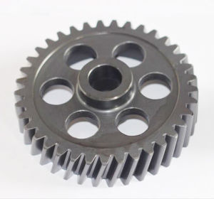 Custom Steel Spur Transmission Bevel Gear for Conveyor Rollers, Motorized Pulleys Planetary/Transmission/Starter Gear pictures & photos