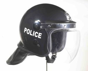 ABS Anti Riot Helmet with PC Face Mask (FBK-5LD-311) pictures & photos