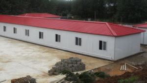 Prefabricated Highway Service Station House pictures & photos