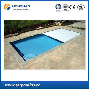 Light Duty 110 GSM Waterproof PE Tarpaulin for Pool Cover pictures & photos