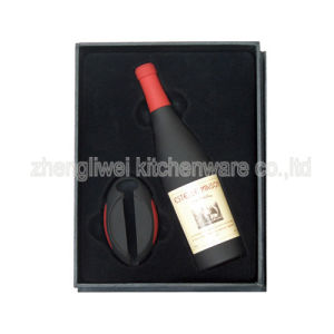 Wine Gift Set in Black Gift Box (608720) pictures & photos